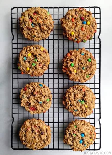 Monster Cookies #recipe
