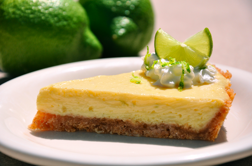 Key Lime Pie | Just a Taste