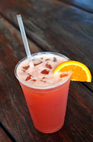 The Bahama Mama.  A drink that stirs up some awesome memories from a...