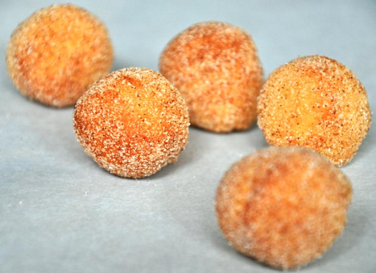 Just a Taste | Buttermilk Biscuit Donut Holes