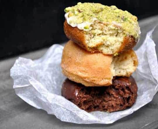 Balthazar Bakery Doughnut