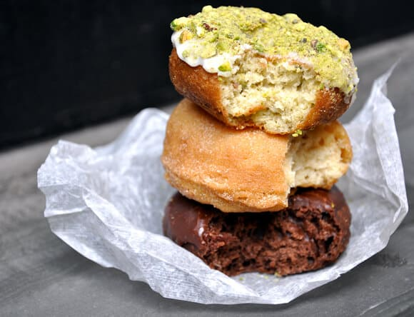Balthazar Bakery Doughnuts