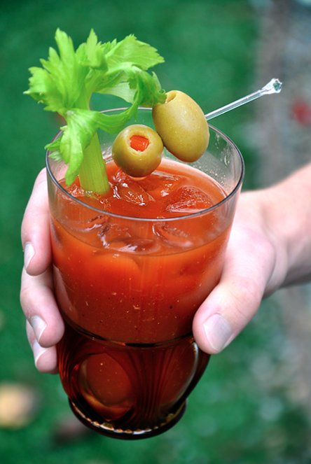 Bloody Marys For A Crowd Just A Taste