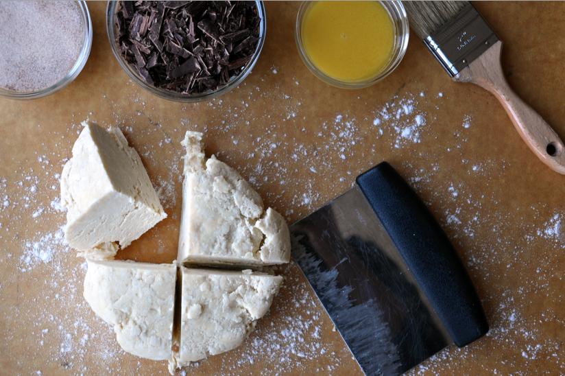 Chocolate Rugelach from justataste.com #recipe