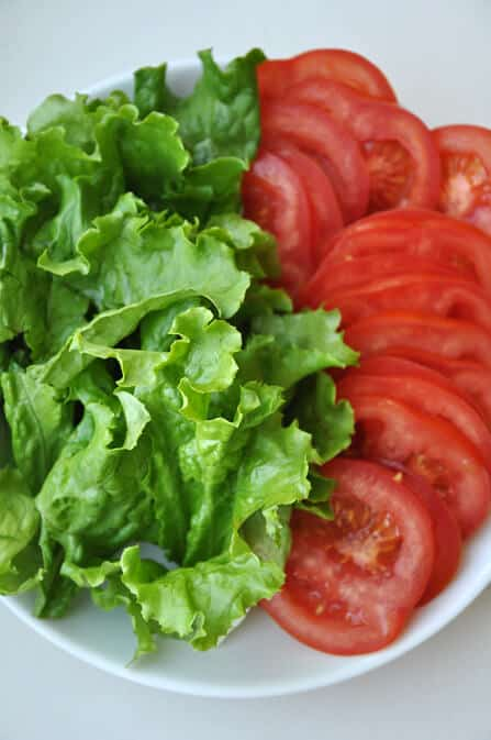 Bacon, Lettuce And Tomato Recipe — Dishmaps