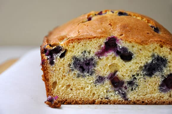 Blueberry Orange Bread Recipe — Dishmaps