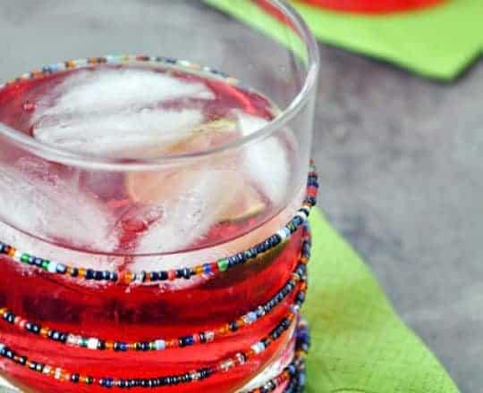 Tanzania 28 Cocktail