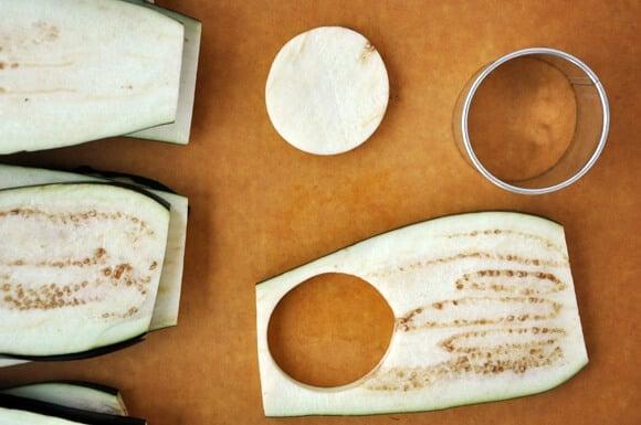 Eggplant Parmesan Sliders