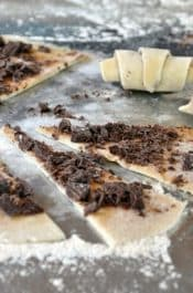 Mint Chocolate Rugelach