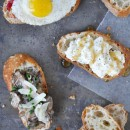 Crostini Three Ways