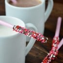 Chocolate Stir Straws