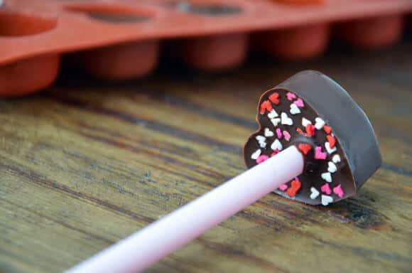 Chocolate Stir Straws