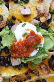 The Ultimate Chipotle Pork Nachos