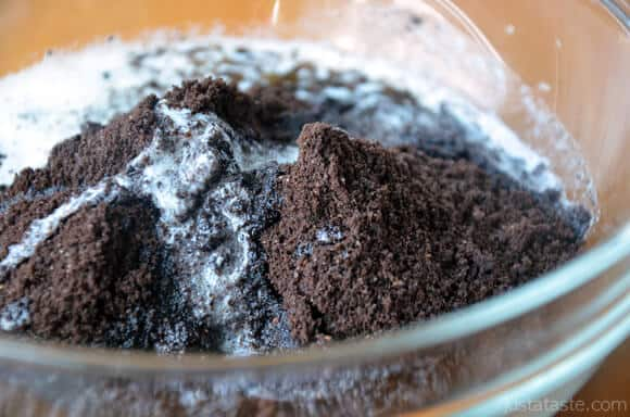 Chocolate Cookie Crumbs