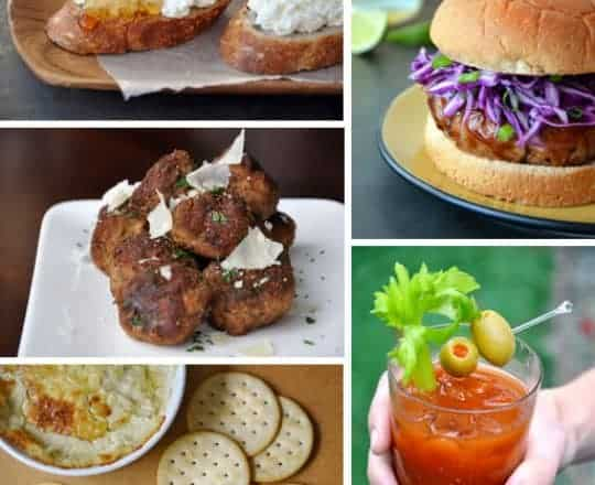 Labor-Less Labor Day Recipes