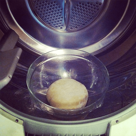 Using Your Dryer as a Bread-Proofing Box