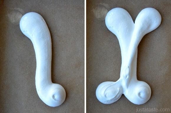 How to Make Meringue Bones