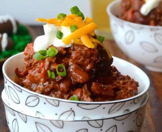 Chipotle Chili con Carne