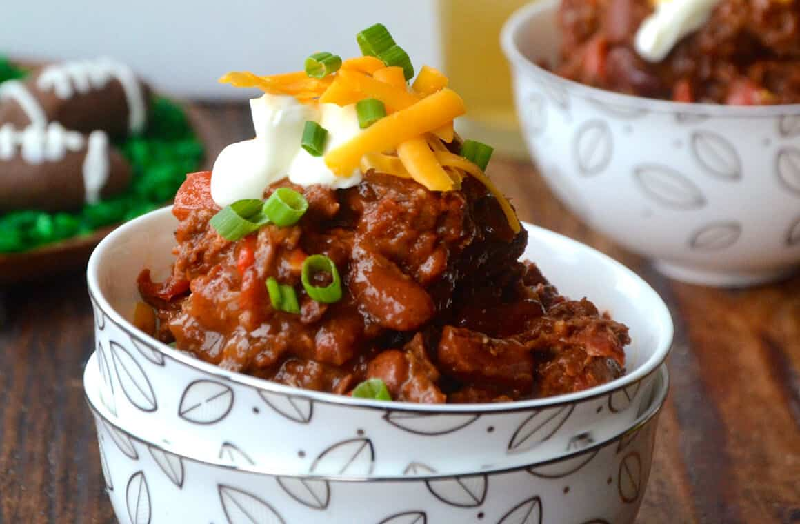WEDNESDAY: Chipotle Chili con Carne