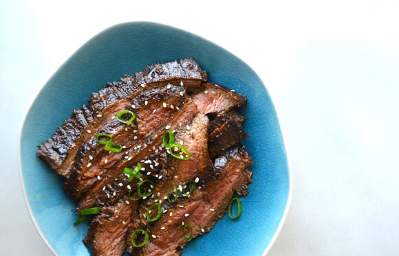 FRIDAY: The Ultimate Asian Flank Steak Marinade
