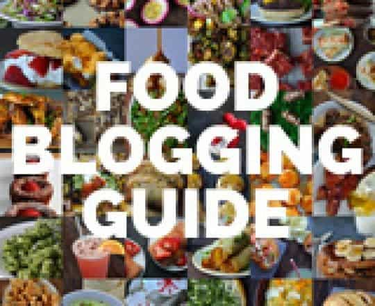 Food Blogging Resources and Tips