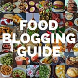 Food Blogging Guide
