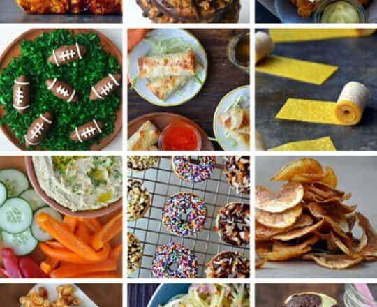12 Back-to-School Snack Recipes