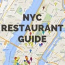 New York City Restaurant Guide