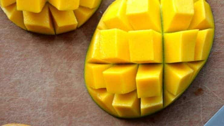 How to Cut a Mango