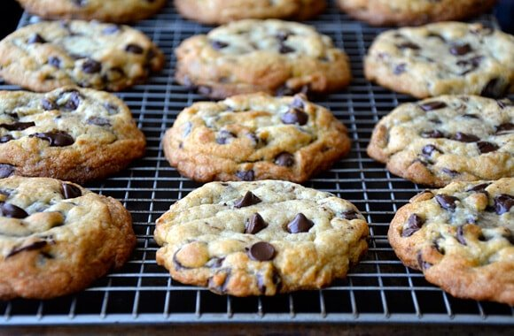 Baking chocolate cookie recipes