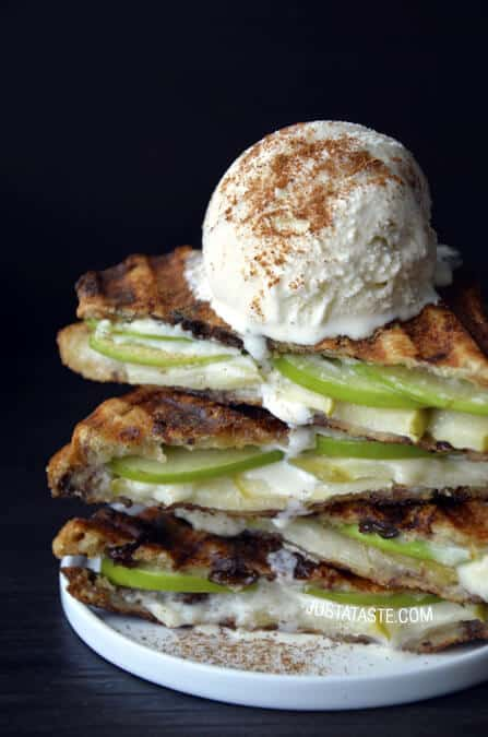 Apple Pie Panini Recipe