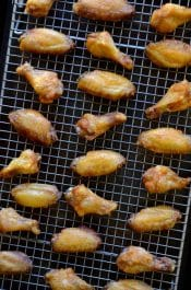 How to Bake Chicken Wings