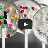 Homemade Lollipops Recipe