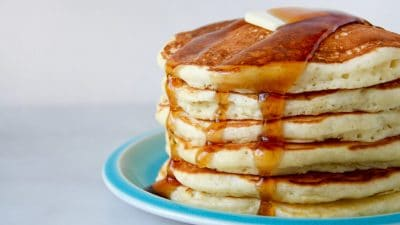 Tips and Tools for Perfect Pancakes justataste.com