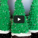 Video: Christmas Tree Cupcakes