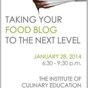 NYC Food Blogging Class with Kelly Senyei #blogging