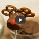 Video: Reindeer Marshmallow Pops