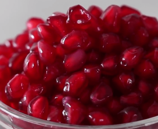 Video: How to Seed a Pomegranate