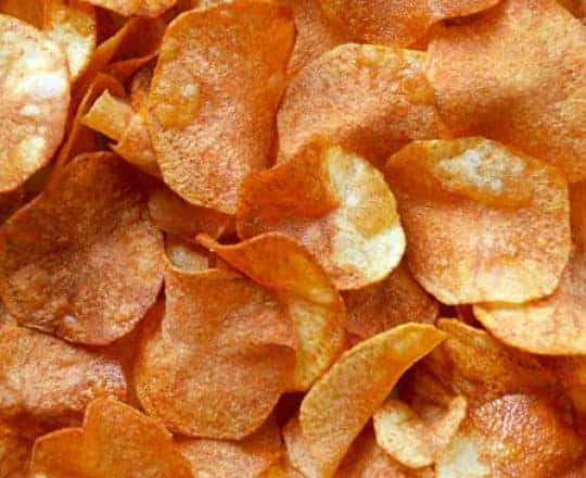 Tips for the Best Homemade Potato Chips