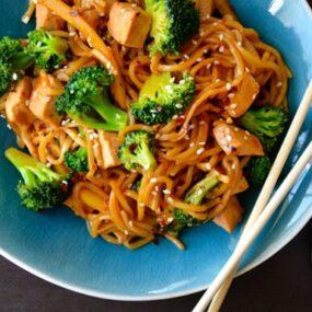 Chicken Broccoli Stir-Fry #recipe