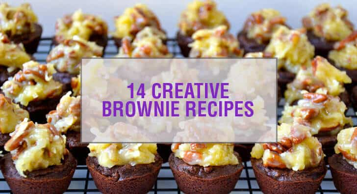 Creative Brownie Recipes