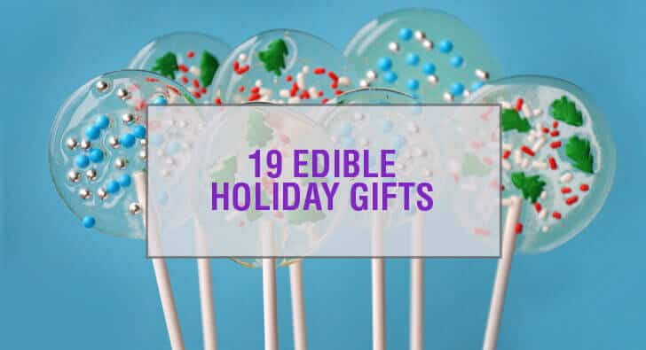 19 Edible Holiday Gift Recipes