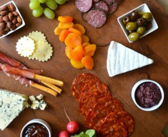 The Art of the Charcuterie Plate #tips