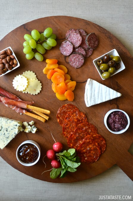 The Art of the Charcuterie Plate
