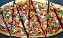 30-Minute Barbecue Chicken Pizza