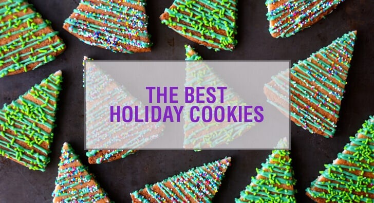 The Best Holiday Cookie Recipes