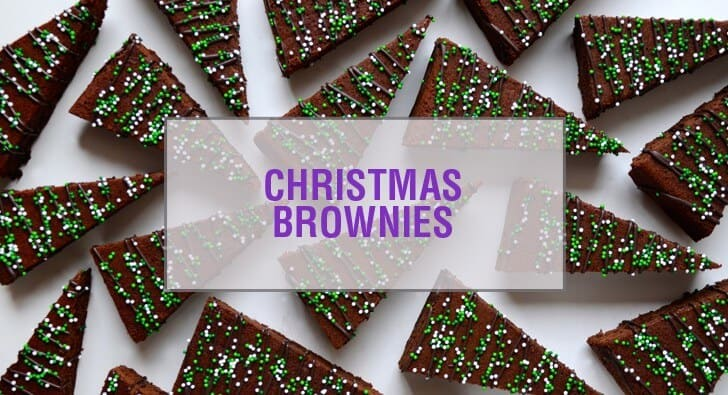 Christmas Brownies Recipe