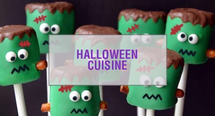 Easy Halloween Dessert Recipes