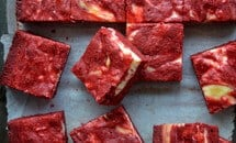Red Velvet Cheesecake Brownies Recipe