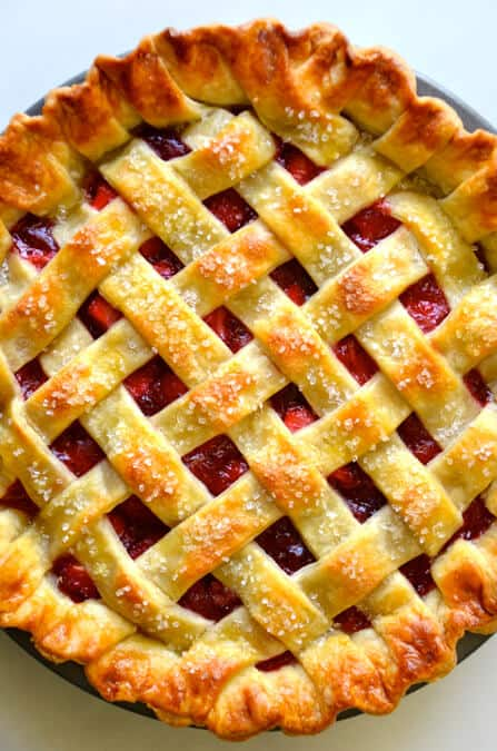 Homemade Pie Crust Recipe